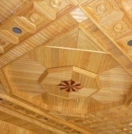 Trần gỗ Pơ Mu Ninh Bình 12