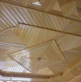 Trần gỗ Pơ Mu Ninh Bình 13